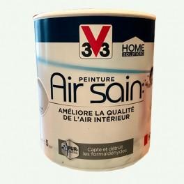 Peinture V33 AIR SAIN Blanc Grisé