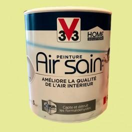 Peinture V33 AIR SAIN Vert Pistache