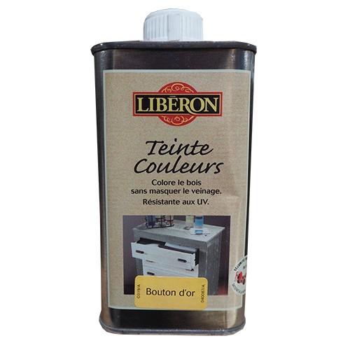 LIBÉRON Teinte Couleurs Bouton d'Or