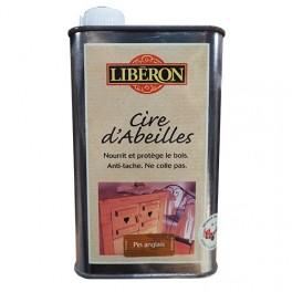 LIBÉRON Cire d'Abeille 0,5L Pin Anglais (liquide)