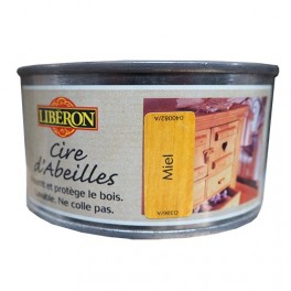LIBÉRON Cire d'Abeille Miel (pâte)