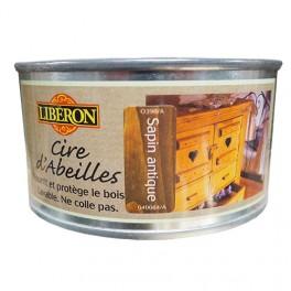 LIBÉRON Cire d'Abeille Sapin Antique (pâte)