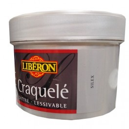 LIBÉRON Peinture Effet Craquelé Silex
