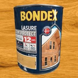 Lasure BONDEX Ultim'Protect 12ans Chêne Doré