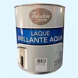 Théodore Laque Brillante Aqua Cristallin