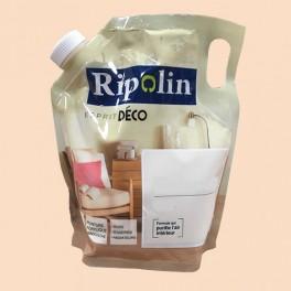 "RIPOLIN Poche de Peinture Acrylique ""Esprit Déco"" 1L Cassonade satin"