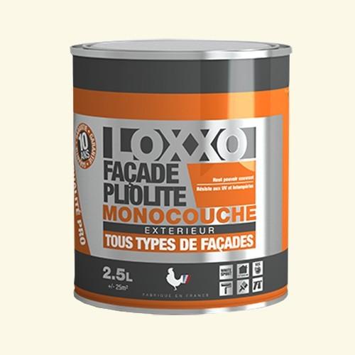 LOXXO Peinture Façade Pliolite 2,5L Meulière