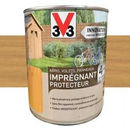V33 Imprégnant Bois Woodtouch 4 ans Sapin du nord
