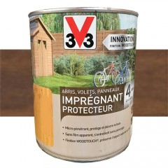 V33 Imprégnant Bois Woodtouch 4 ans Erable canadien