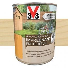 V33 Imprégnant Bois Woodtouch 4 ans Incolore
