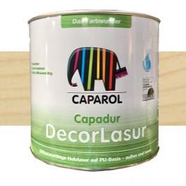 CAPAROL Capadur Decorlasur 2,5l Incolore