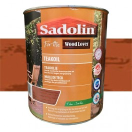 SADOLIN (Wood Lover) Huile de Teck Teinte Teck