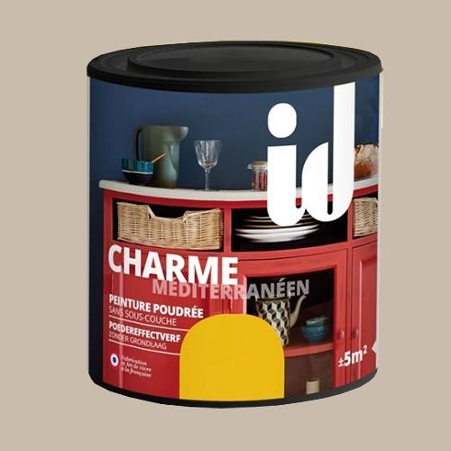ID Peinture Charme Méditerranée 0,5l Lin