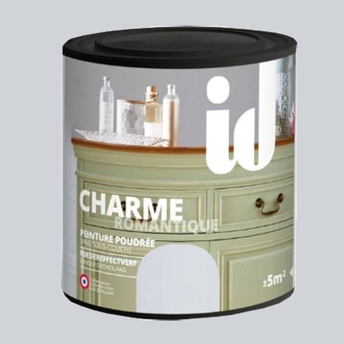 ID Peinture Charme Romantique 0,5l Perle