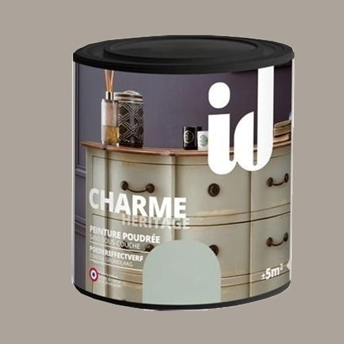 ID Peinture Charme Héritage 0,5l Taupe