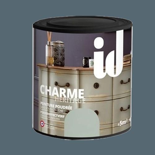 ID Peinture Charme Héritage 0,5l Prusse