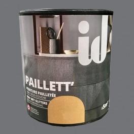 ID Peinture Paillett' Meuble 0,5L Plomb
