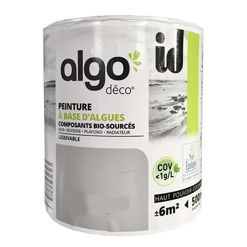 Algo Deco Peinture A Base D Algues Blanc Mat De La Marque Algo