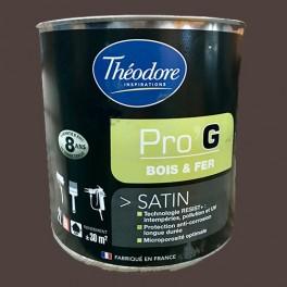 Théodore Pro'G Peinture Bois & Fer Ton bois