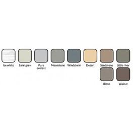 V33 Lasure Chalets Color Walnut