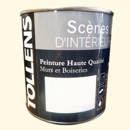 Tollens Peinture Acrylique Scènes D Intérieur Satin Blanc Cassé
