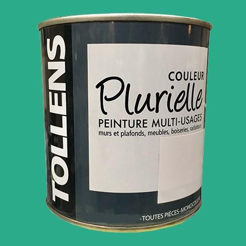 """TOLLENS Peinture acrylique multi-usages """"Couleur Plurielle"""" satin Energique"""