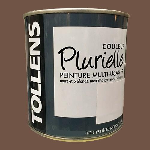 """TOLLENS Peinture acrylique multi-usages """"Couleur Plurielle"""" satin Corsée"""