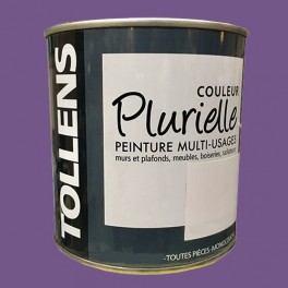 """TOLLENS Peinture acrylique multi-usages """"Couleur Plurielle"""" satin Envoûtante"""