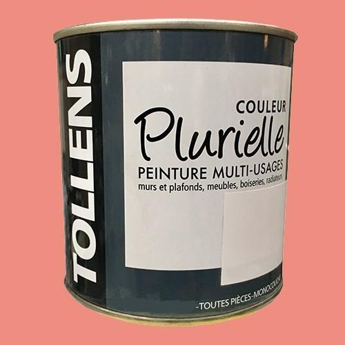 """TOLLENS Peinture acrylique multi-usages """"Couleur Plurielle"""" satin Gourmande"""