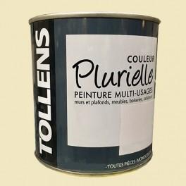 """TOLLENS Peinture acrylique multi-usages """"Couleur Plurielle"""" satin Ingénue"""