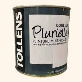 "TOLLENS Peinture acrylique multi-usages ""Couleur Plurielle"" satin Attachante"