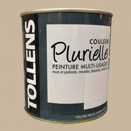 """TOLLENS Peinture acrylique multi-usages """"Couleur Plurielle"""" satin Chic"""
