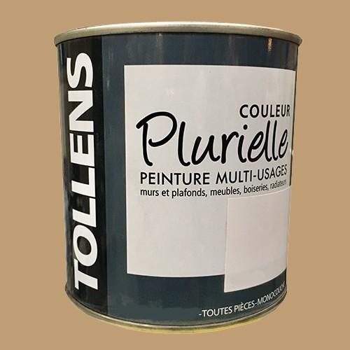 """TOLLENS Peinture acrylique multi-usages """"Couleur Plurielle"""" satin Nomade"""