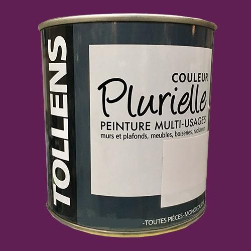 """TOLLENS Peinture acrylique multi-usages """"Couleur Plurielle"""" satin Palpitante"""
