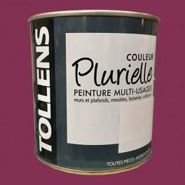 """TOLLENS Peinture acrylique multi-usages """"Couleur Plurielle"""" satin Romantique"""