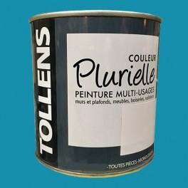 """TOLLENS Peinture acrylique multi-usages """"Couleur Plurielle"""" satin Pacifique"""