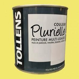 """TOLLENS Peinture acrylique multi-usages """"Couleur Plurielle"""" satin Enjouée"""