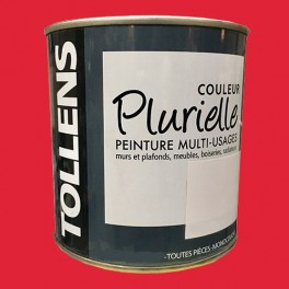 """TOLLENS Peinture acrylique multi-usages """"Couleur Plurielle"""" satin Pétillante"""