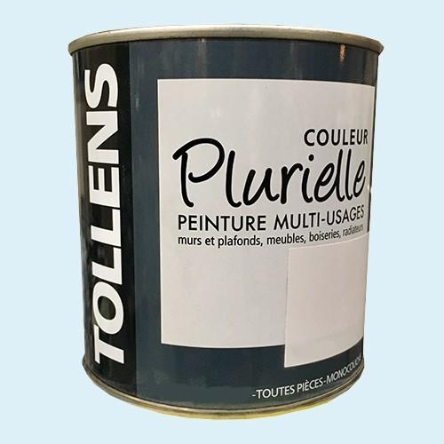 """TOLLENS Peinture acrylique multi-usages """"Couleur Plurielle"""" satin Aerienne"""