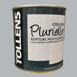 "TOLLENS Peinture acrylique multi-usages ""Couleur Plurielle"" satin Contemporaine"