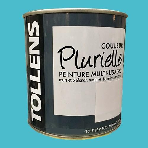 """TOLLENS Peinture acrylique multi-usages """"Couleur Plurielle"""" satin Exotique"""