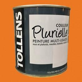 """TOLLENS Peinture acrylique multi-usages """"Couleur Plurielle"""" satin Vitaminée"""
