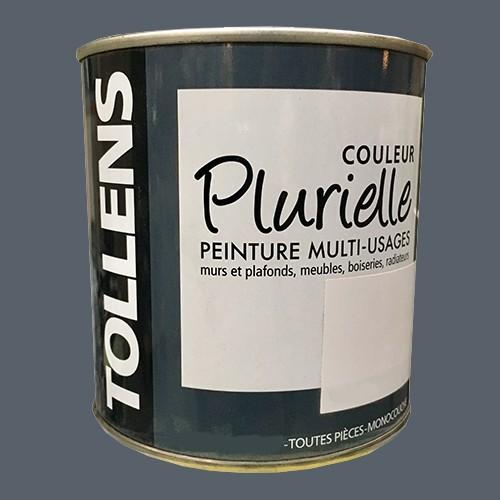 """TOLLENS Peinture acrylique multi-usages """"Couleur Plurielle"""" mat Tempétueuse"""