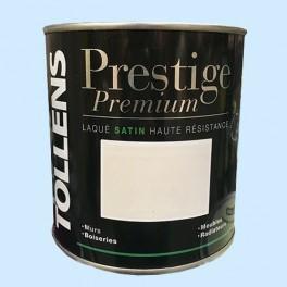 TOLLENS Peinture Prestige Premium Satin Laqué Bleu polaire