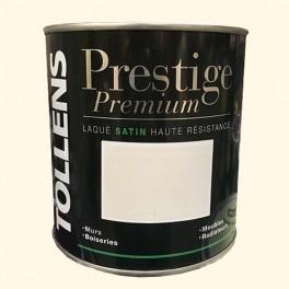 TOLLENS Peinture Prestige Premium Satin Laqué Perce-Neige