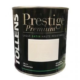 TOLLENS Peinture Prestige Premium Satin Laqué Blanc