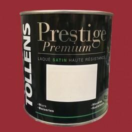 TOLLENS Peinture Prestige Premium Satin Laqué Lie de vin