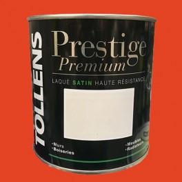TOLLENS Peinture Prestige Premium Satin Laqué Rouge dragon
