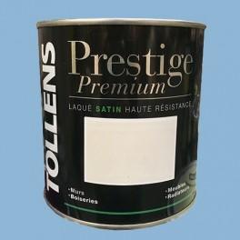 TOLLENS Peinture Prestige Premium Satin Laqué Bleu fjord