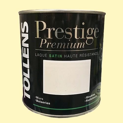 TOLLENS Peinture Prestige Premium Satin Laqué Vanille